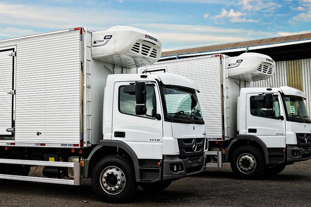 Você já ouviu falar de equipamento de refrigeração a diesel?