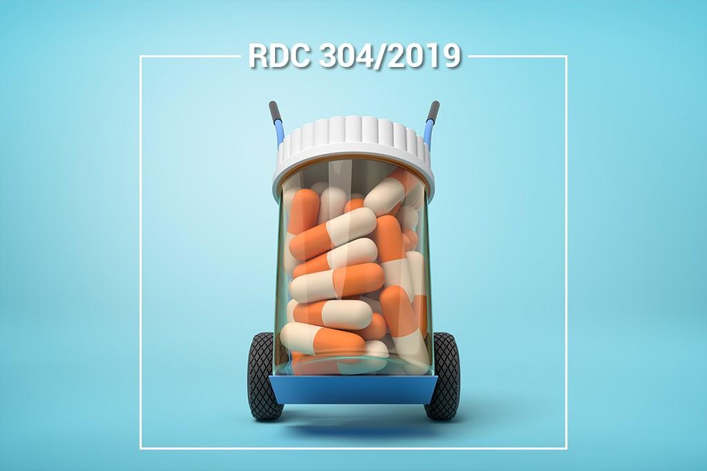 Saiba o que muda no transporte de medicamentos com a RDC 304/2019