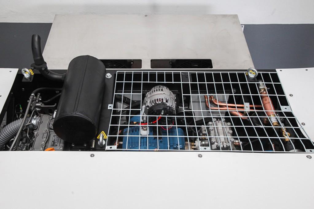 Entenda o papel do compressor do equipamento de refrigeração para transporte